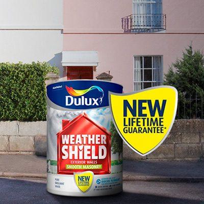 dulux weathershield offer